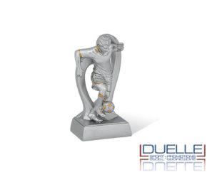 Trofeo miglior giocatore calcio personalizzato