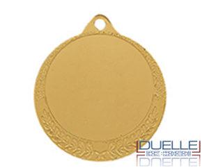 Medaglie personalizzate per premiazioni o come medaglie commemorative
