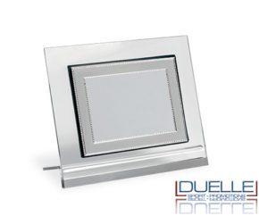 Targa plexiglass online personalizzata con stampa